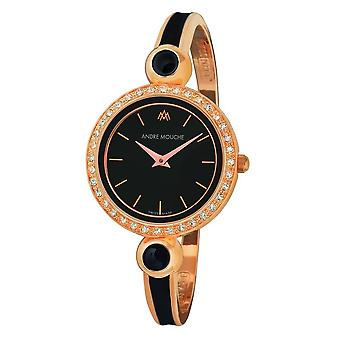 Andre Mouche - Wristwatch - Ladies - ARIA-CRYSTAL - 456-04041