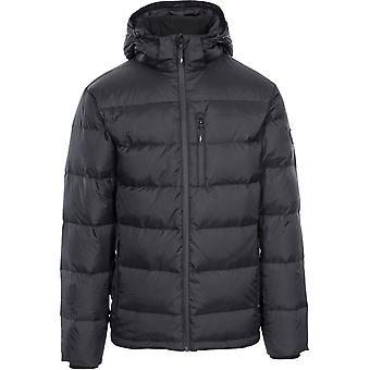 Trespass Mens Orwell Water Repellent Down Feather Jacket