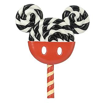 Nieuwigheid magneet-Disney-Mickey Lolli Pop Foam nieuwe 85594