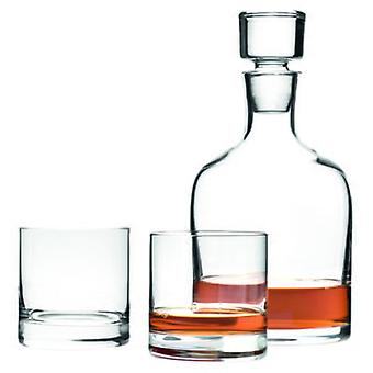 Leonardo Set of 3 pieces Garaffa Whiskey / glass (Kitchen , Household , Cups and glasses)