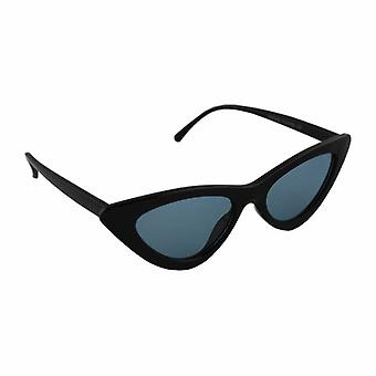 Zonnebrillen Dames Cat Eye -  Zwart/Blauw2524HS_2
