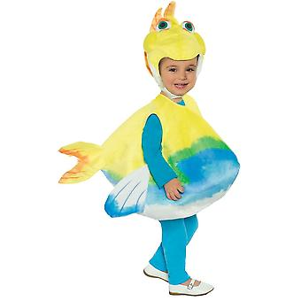 Splash Costume for toddlers - Splash and Bubbles