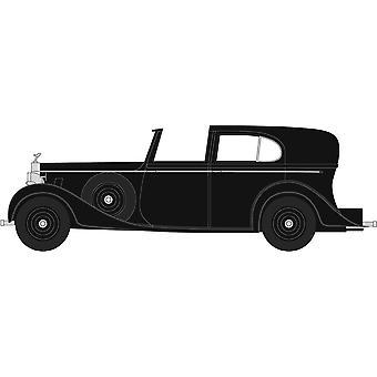 Oxford Diecast 76Rrp3001 Rolls Royce Phantom Iii Black