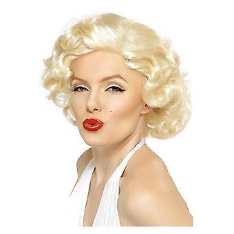 レディース マリリン ・ モンローの絶世の美人ウィッグ デザインの凝った服アクセサリー