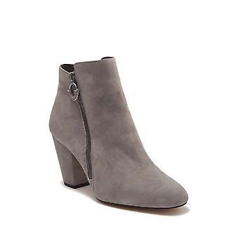 1. staat Womens PREETE suède amandel teen enkel mode laarzen