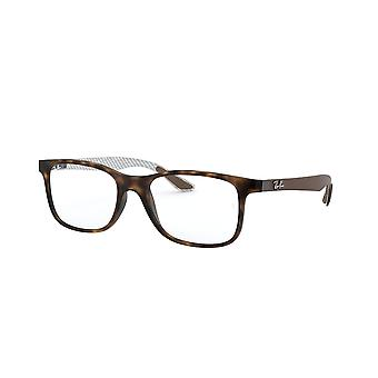 Ray-Ban RB8903 5200 Matte Havana Glasses