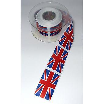 Union Jack Slitasje Union Jack Bånd L 25mm