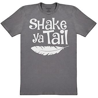 Shake ya tail feather-Herre T-shirt