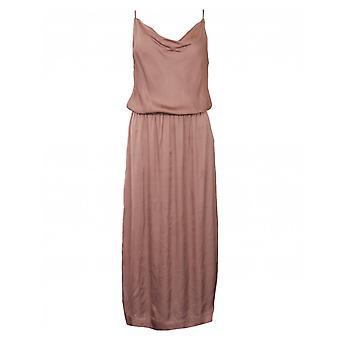 Saint Tropez cowlen hals vevd Maxi kjole
