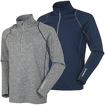 Sunice Mens Golf Tobey Half Zip Pullover