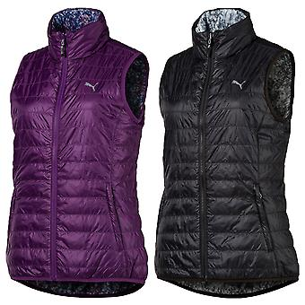 Puma Golf Damen Pwrwarm Reversible Gilet Weste