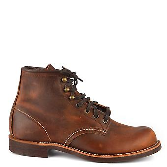 Red Wing Men's Blacksmith 6 Inch Copper Boot