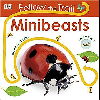 Följ den Trail Minibeasts: ta en titt! Kul finger stigar!