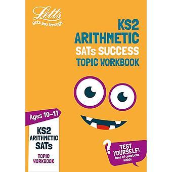 KS2 Maths Arithmetic Age 1011 SATs Practice Workbook