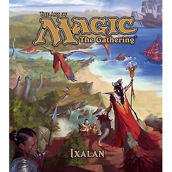 Kunst van de magie de Gathering Ixalan door James Wyatt