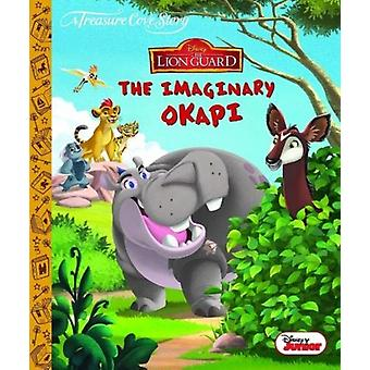 Lion Guard The Imaginary Okapi