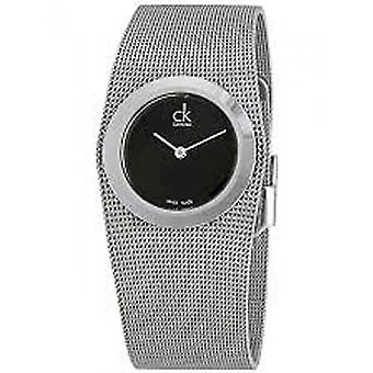 Calvin Klein - Accessories - Watches - K3T23121 - Women - silver,black