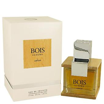 Armaf bois luxura eau de toilette spray by armaf   538321 100 ml