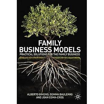 Family Business Models by Alberto Gimeno