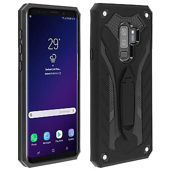 Hybrid Protection Case Samsung Galaxy S9 Plus , Phantom Forcell, black