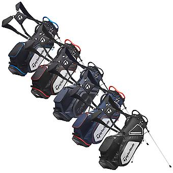Taylormade Mens 2020 Pro Cart 8.0 Lightweight Water Resistant 8 Way Golf Bag