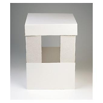 "Culpitt kage box Extension hjørne kage kort-6 ""(152mm)"