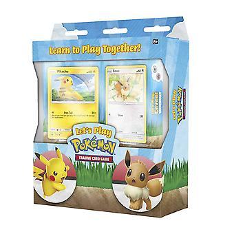 Pokémon TCG: Lets Play Pokemon Novice Trainer