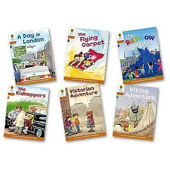 Oxford Reading Tree Level 8 Stories Pack of 6 by Hunt & RoderickMiles & Liz