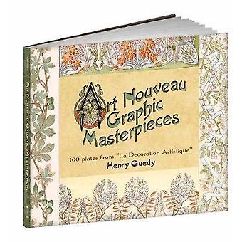 Art Nouveau grafische meesterwerken van Henry Guedy