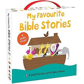 My Favourite Bible Stories by Priddy & Roger