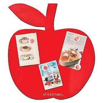 Magnetisches Whiteboard Apfel rot - wonderwall