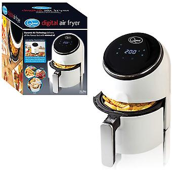 Quest 2.6L Digital Air Fryer With LCD Display