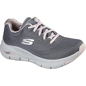 Skechers Womens Arch Fit Sunny Outlook Lace Up Formateurs