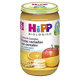 Hipp Potito Varied Fruits with Cereals 250 gr