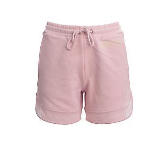 Kenzo Fa52pa71995234 Women's Pink Cotton Shorts