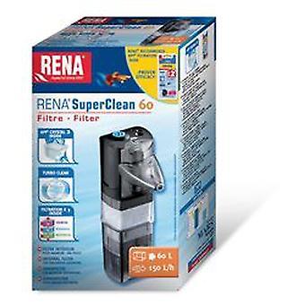 Rena Éponge Superclean 60 (Poissons , Filtres et pompes à eau , Matériel filtrant)