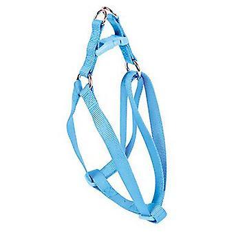 לרתום כלבים בסיסית של הכלב מידה כחול S (כלבים, קולרים, הפניות ורתמות, רתמות)