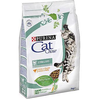 Chow erityinen kissa steriloitu (kissat, katti elintarvikkeet, kuivata elintarvikkeet)