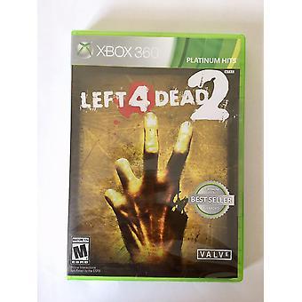 Left 4 Dead 2 Xbox 360 Video Game