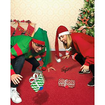 Head to Head Elf v Santa Festive Fun Game Christmas Secret Santa Family