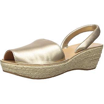 Kenneth Cole REACTION Femmes-apos;s Fine Glass Espadrille Platform Slingback Sandal...