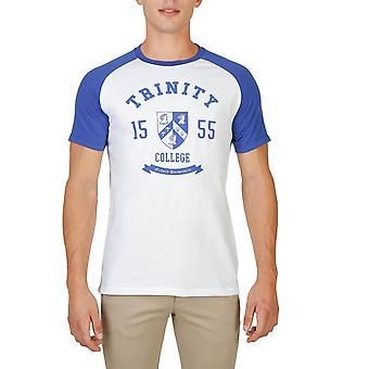 Oxford University Original Men All Year T-Shirt - Blue Color 55662