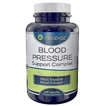 VitaSense Blood Pressure Support Complex - 60 Capsules