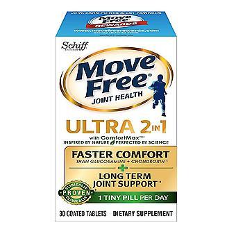 Schiff Move gratis Move gratis ultra sneller comfort, tablets, 30 EA