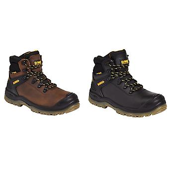 Dewalt Newark Mens Leather Waterproof Safety Boot