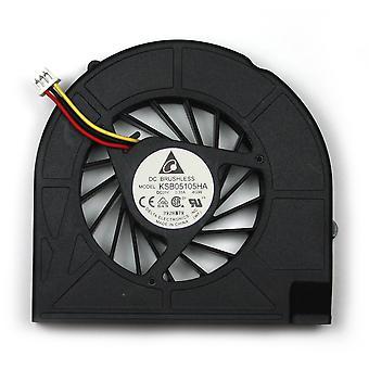 Compaq Presario CQ60-314AU korvaava kannettava tieto kone tuuletin 3 asennus ruuvi versio AMD prosessorit