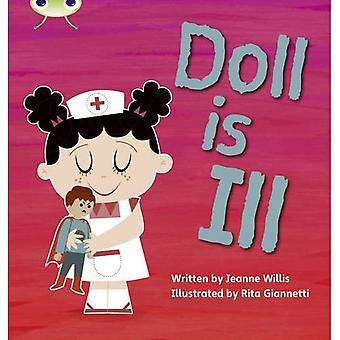 Phonics Bug: Doll is Ill Phase 2