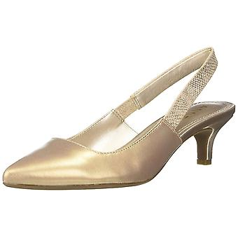 Anne Klein mujeres aileen tela puntiaguda slingback Classic bombas