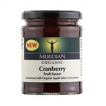 Meridian - Org Cranberry Sauce 284g