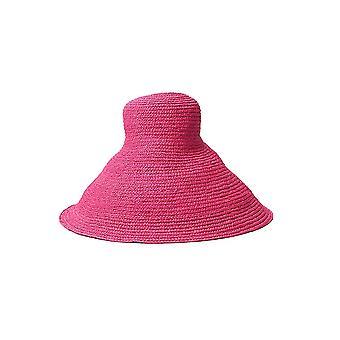 Jacquemus 201ac0420172440 Women's Fuchsia Canvas Hat